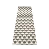 Dana plastmatta Warm grey/Charcoal/Vanilla