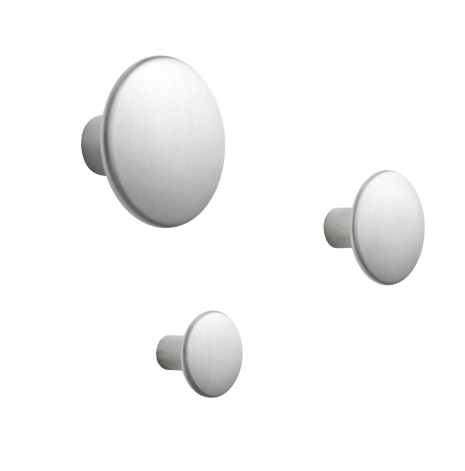 Dots metal Aluminium