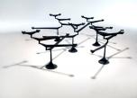 Spin bordskandelaber