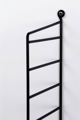 Stringhylla Gavel vägg 75x20 cm