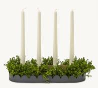 Fira Advent ljusstake