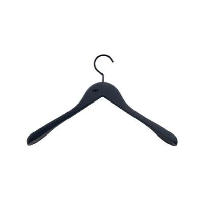 Soft Coat Hanger 4-pack svart