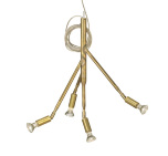 Kvist takpendel, 4 armar