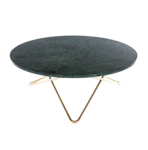 Large o table 100 cm